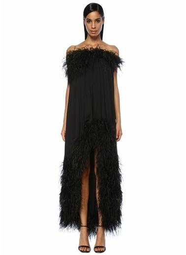 Saint Laurent Elbise Siyah